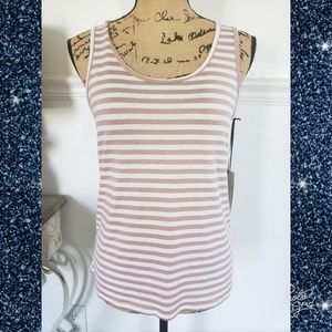 💋Hani tank striped muscle top summer soft small